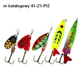 Набор блесен Robinson Pike 2 (щука)  6-10г (szczupak 2)